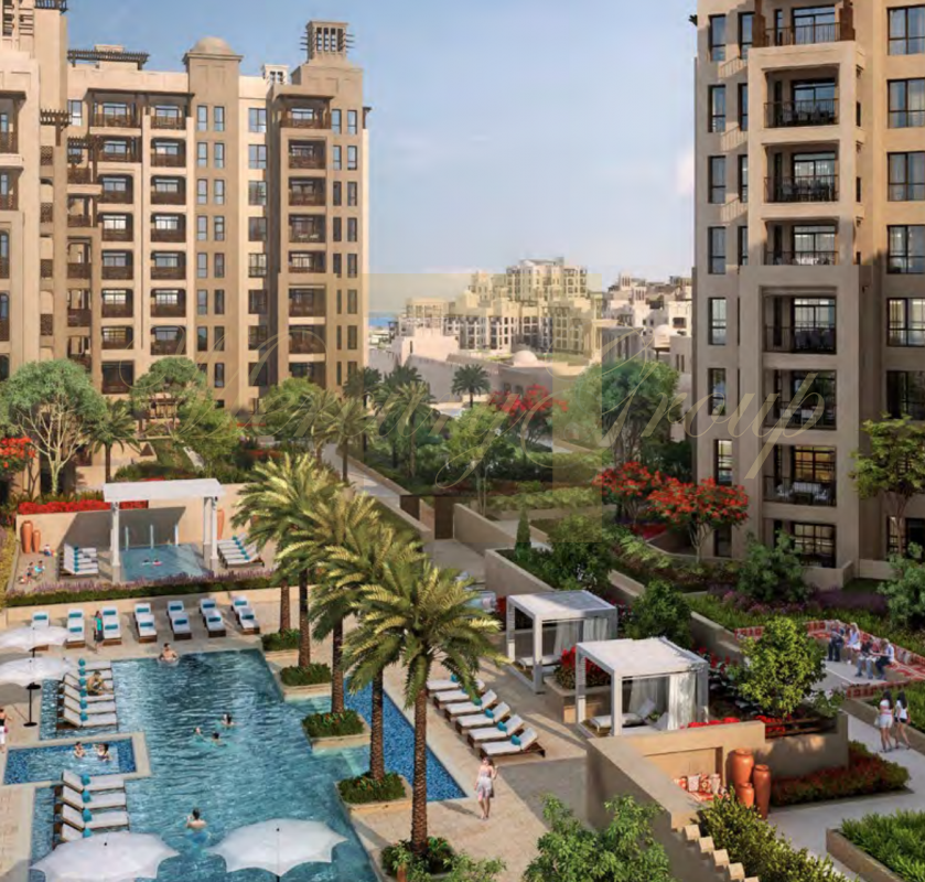 Apartment for sale, UAE, Dubai, Jumeirah, sale price 849 ...