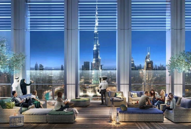 Buy property, for sale . UAE, Dubai, Downtown Dubai