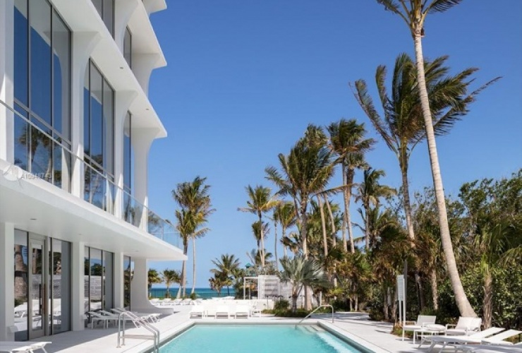 Buy property, for sale . USA, Miami, Sunny Isles Beach