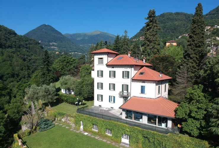 Buy property, for sale . Italy, Lake Como , Argegno