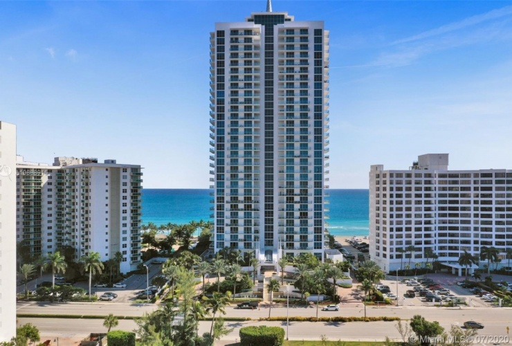 Buy property, for sale . USA, Broward County, Hollywood